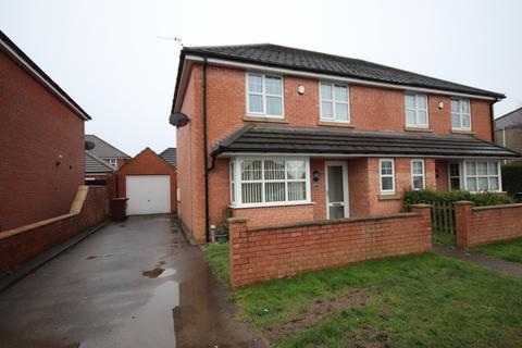 3 bedroom semi-detached house to rent - Bunkers Hill, Lincoln, Lincolnshire, LN2