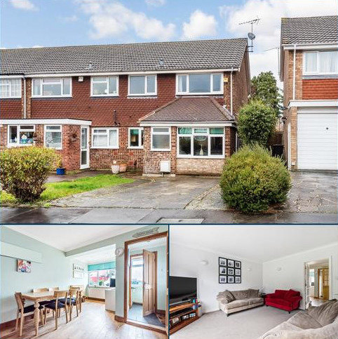 3 bedroom end of terrace house for sale - Gumping Road Orpington BR5