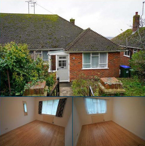 2 bedroom semi-detached bungalow for sale - Hillcrest Road, Newhaven
