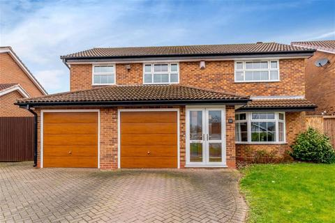 4 bedroom detached house for sale - Willowbank Road, Knowle, Solihull, B93 9QX