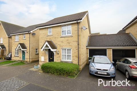 3 bedroom detached house for sale - Robin Close, Stowmarket IP14