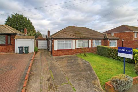 2 bedroom semi-detached bungalow for sale - Summerhouse Drive, Joydens Wood, Kent, DA2 7PH