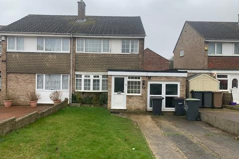3 bedroom semi-detached house to rent - Holgate Drive  LU4