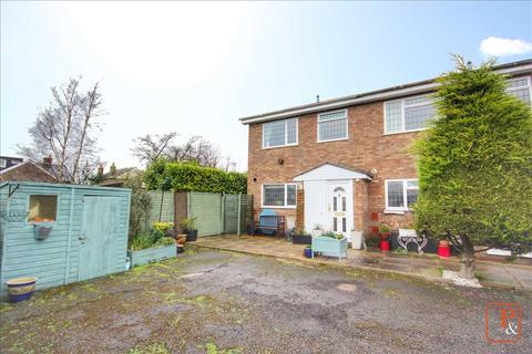 3 bedroom end of terrace house for sale - York Close, Sudbury