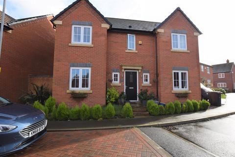 4 bedroom detached house for sale - Plum Crescent, Burbage