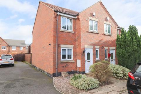 3 bedroom semi-detached house to rent - Rose Gardens, Arkwright Town, Chesterfield
