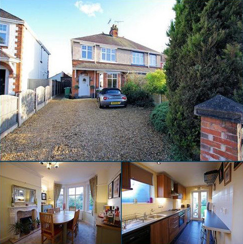 3 bedroom semi-detached house for sale - Silkmore Lane, Stafford
