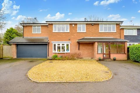 5 bedroom detached house for sale - Bullivents Close, Bentley Heath