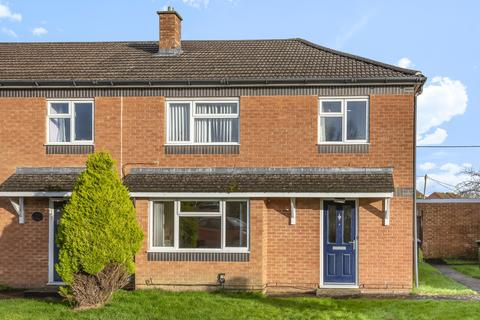 3 bedroom end of terrace house for sale - Boreham Field, Warminster