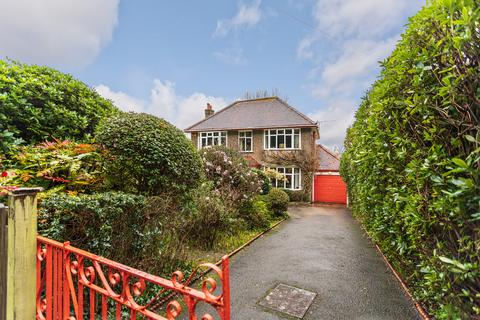 4 bedroom detached house for sale - Leigham Vale Road, Bournemouth