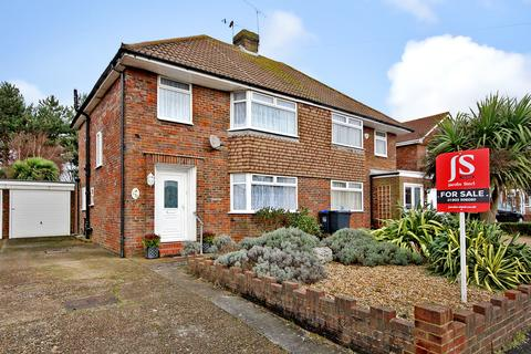 3 bedroom semi-detached house for sale - Terringes Avenue, Worthing