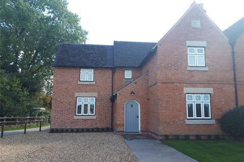 3 bedroom semi-detached house to rent - Hall Estate, Hoar Cross, Burton On Trent