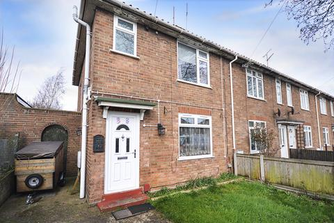 3 bedroom end of terrace house for sale - George Pope Road, Norwich
