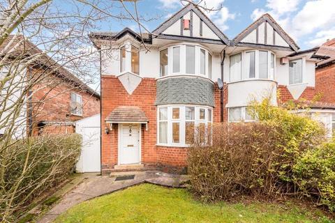 3 bedroom detached house for sale - Durley Dean Road, Selly oak, Birmingham, B29 6RZ