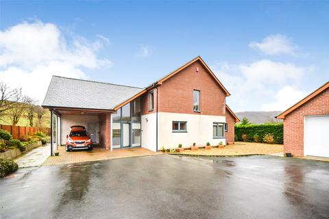 4 bedroom detached house for sale - Garth Road, Machynlleth, Powys, SY20