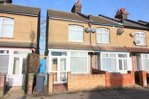 2 bedroom end of terrace house for sale - Turners Road South, Luton, Bedfordshire, LU2 0PH