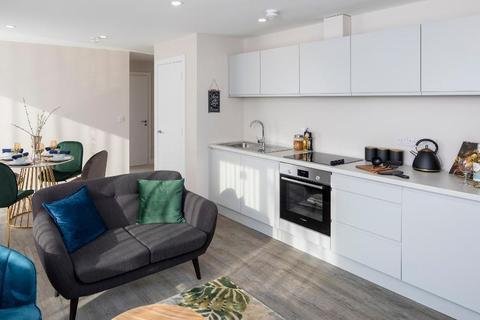 2 bedroom apartment for sale - 35 stonegate road, leeds, Ls6 4hz