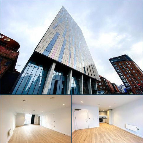 1 bedroom flat for sale - Axis Tower, 9 Whitworth Street West, Manchester, M1