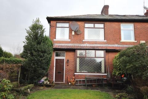 3 bedroom townhouse for sale - ROOLEY TERRACE, Meanwood, Rochdale OL12 7BN