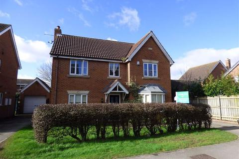 4 bedroom detached house for sale - St Pauls Way, Tickton