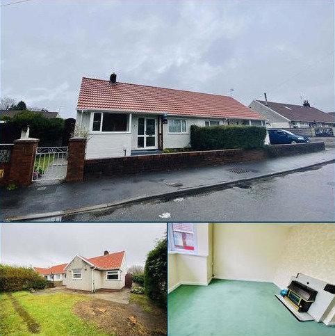 2 bedroom semi-detached bungalow for sale - Derwen Close, Waunarlwydd, Swansea