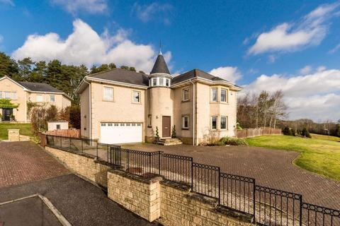 4 bedroom detached house for sale - 6 Carmaben Brae, Dolphinton, West Linton
