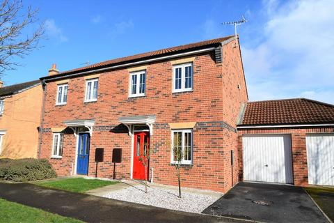 3 bedroom semi-detached house for sale - Studley Drive, Spennymoor