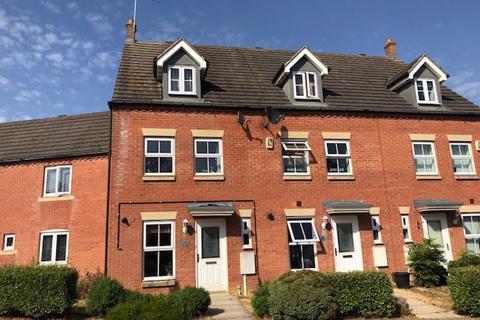3 bedroom terraced house to rent - Finney Drive, Grange Park, Northampton