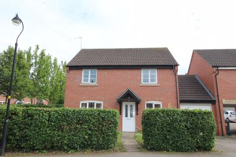 3 bedroom detached house to rent - Badger Lane, Grange Park, Northampton