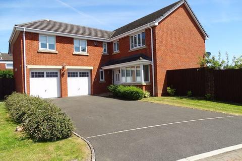 5 bedroom detached house for sale - Leveret Court, Farington Moss, Leyland