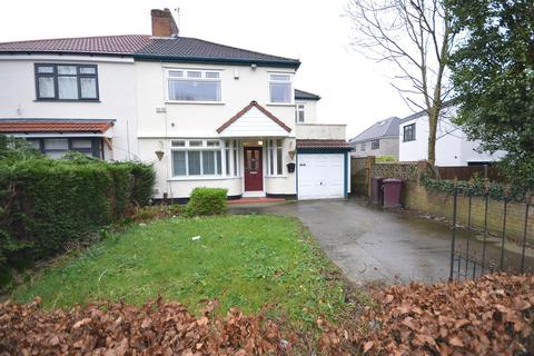 4 bedroom semi-detached house for sale - Roby Road, Bowring Park, Liverpool