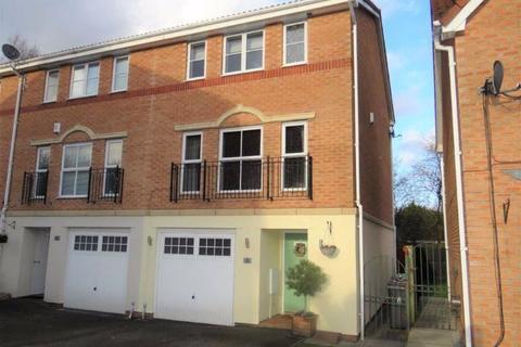 4 bedroom townhouse for sale - Wateredge Close, Pennington