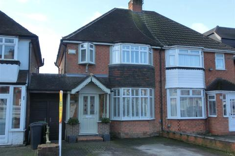 3 bedroom semi-detached house for sale - Bramley Croft, Shirley, Solihull