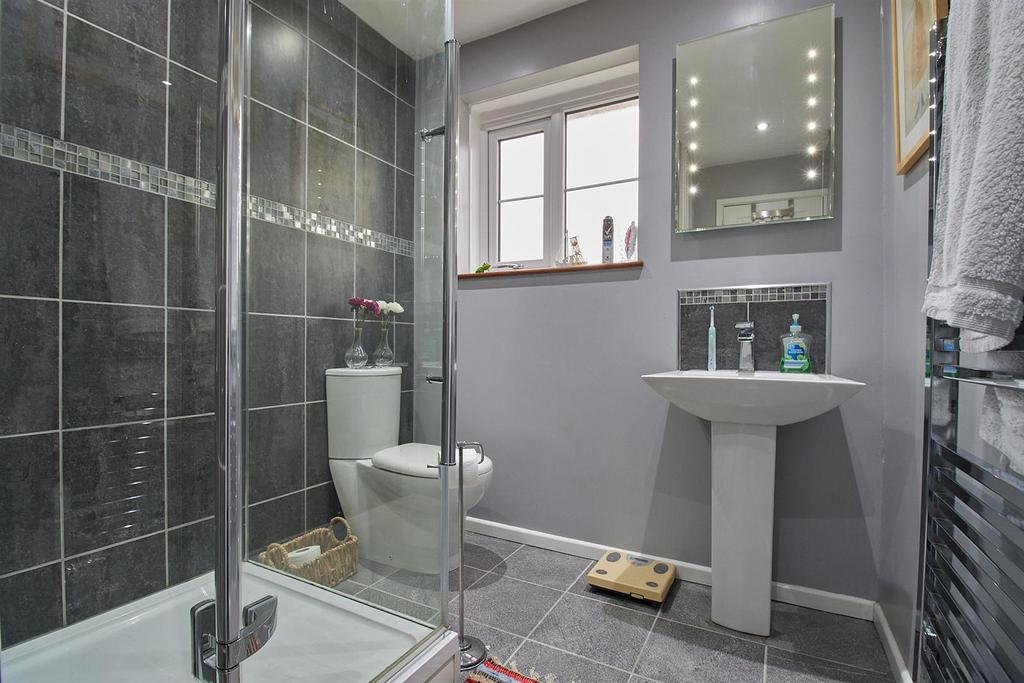 Refitted Shower Room to Front