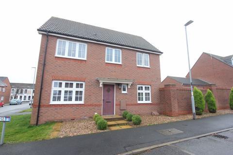 3 bedroom detached house to rent - Radford Close, Earl Shilton