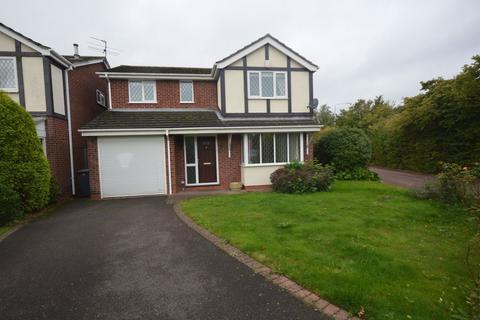 4 bedroom detached house to rent - Melton Gardens, Edwalton