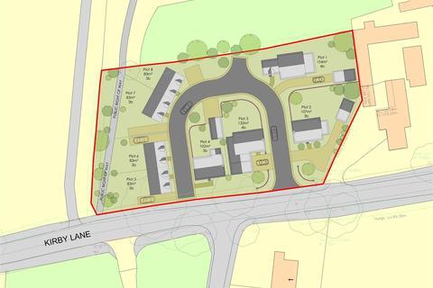 Plot for sale - Kirby Lane, Eye Kettleby, Melton Mowbray