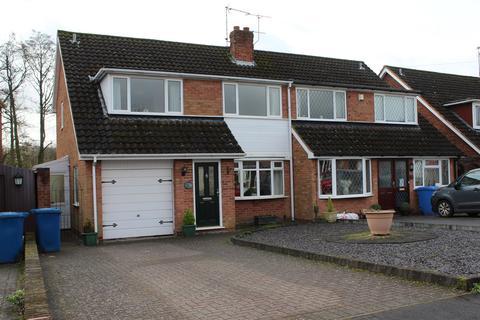 3 bedroom semi-detached house for sale - Dama Road, Fazeley, Tamworth
