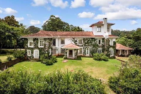 5 bedroom house - Mbagathi Ridge, Karen