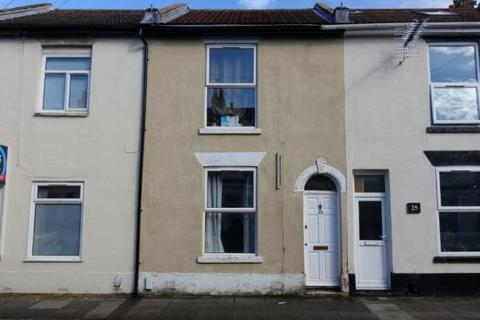4 bedroom terraced house to rent - 23 Margate Road, Southsea PO5