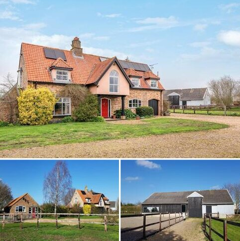 8 bedroom detached house for sale - Second Drove, Little Downham CB6