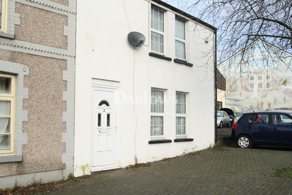 3 Bedrooms Semi Detached House for sale in Blaina Road
