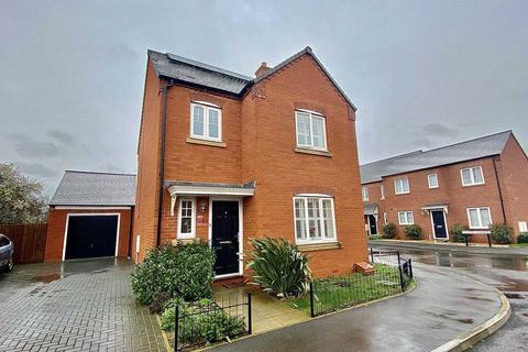 3 bedroom detached house for sale - Althorp Gardens, Raunds