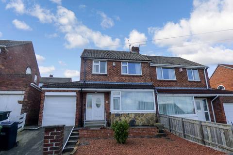 3 bedroom semi-detached house for sale - Mountside Gardens, Dunston, Gateshead, Tyne & Wear, NE11 9QB