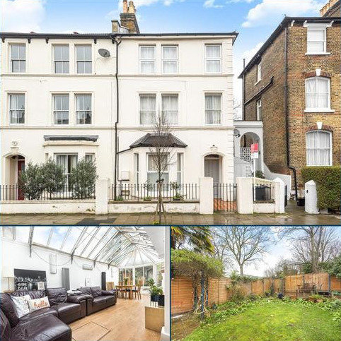 3 bedroom flat for sale - Sudbourne Road, Brixton