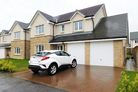 4 bedroom detached house for sale - Woodpecker Crescent, Dunfermline