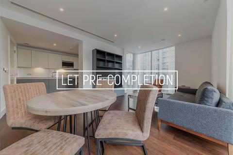 1 bedroom apartment to rent - Maine Tower, 9 Harbour Way, Canary Wharf, London, E14