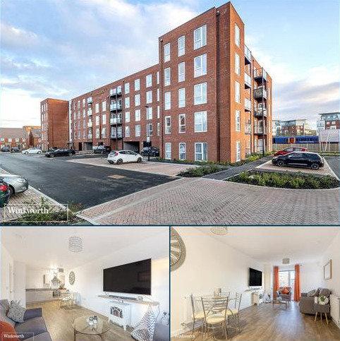 2 bedroom flat for sale - Lambert Court, Basingstoke, RG21