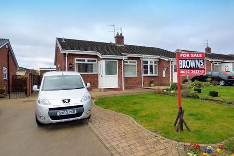2 bedroom bungalow for sale - Seaham Close, Norton, Stockton on Tees, TS20
