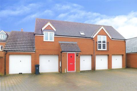 2 bedroom detached house for sale - Ulysses Road, Oakhurst, Swindon, SN25